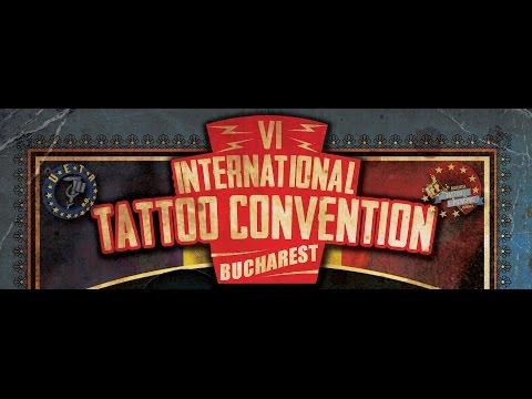 International Tattoo Convention Bucharest 2015