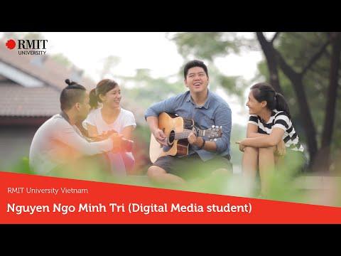 Minh Tri (Digital Media student) - RMIT Vietnam Stories