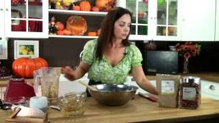 Peanut Butterscotch Fudge Bites [chef Tina Jo Recipes]