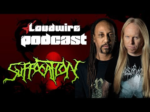 Loudwire Podcast #22 - Suffocation