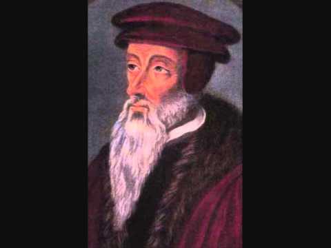 "John Calvin - Psalm 149 ""Let the saints be joyful in glory:"""