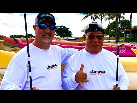 My Okuma Rockaway & Azores Spinning Set-Up!