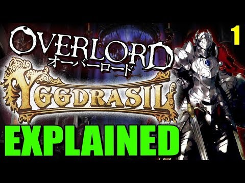 OVERLORD's World Of Yggdrasil Explained | What Was The DMMO-RPG Of Yggdrasil?