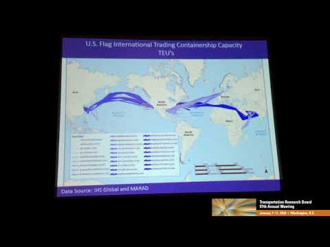 TRB 2018  Combining AIS Data with Traditional Data Sets for Maritime Applications
