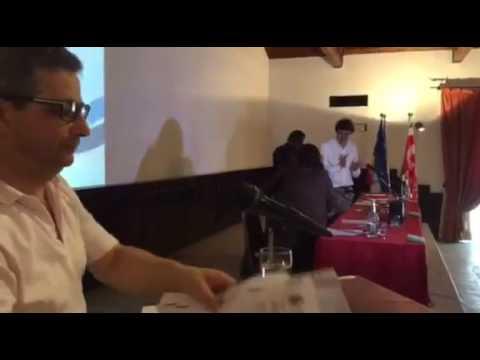 Elezione del nuovo Segretario generale Gigia Bucci