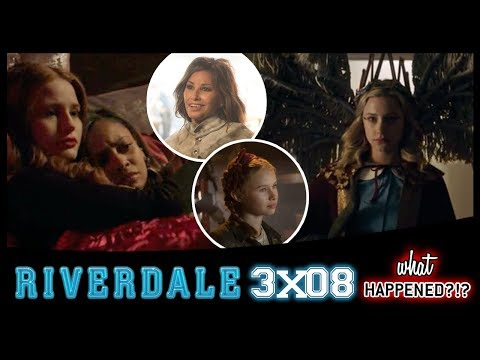 RIVERDALE 3x08 Recap: Meet Jughead's Family & Hiram's Big Move (Mid-Season Finale) - 3x09 Promo