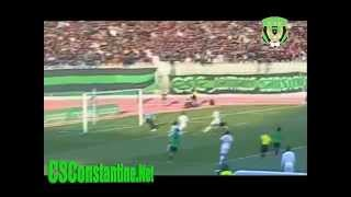 كأس الجزائر: شباب قسنطينة 2 ـ مولودية الجزائر 1 : أهداف المقابلة