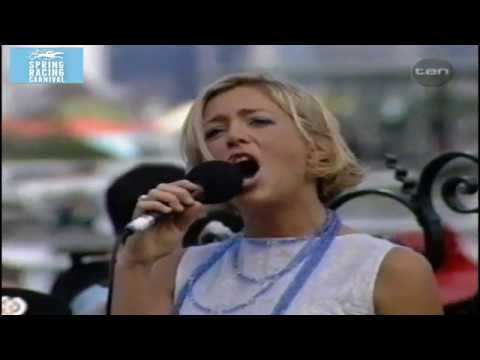 1999 VRC Derby National Anthem _ Claire Woodley