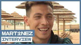 INTERVIEW | Martínez over Ajax, favoriete positie en vriend Tagliafico
