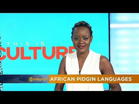 African pidgin languages [Culture TMC]
