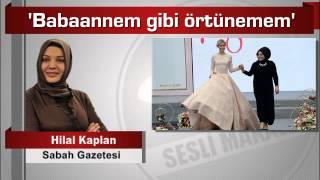 Hilal Kaplan  'Babaannem gibi örtünemem' 2017 Video