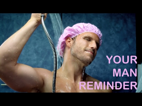 Rethink Breast Cancer presents: Your Man Reminder