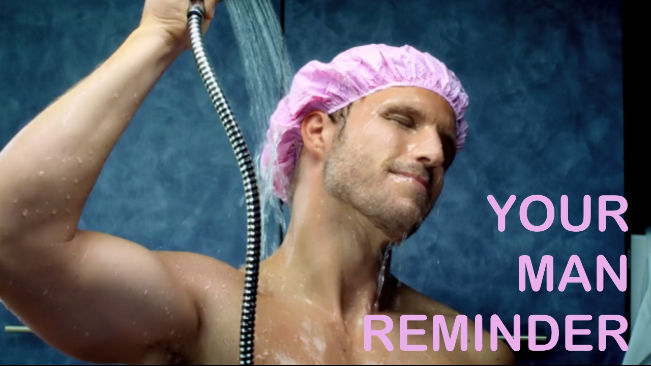 Rethink Breast Cancer Presents Your Man Reminder