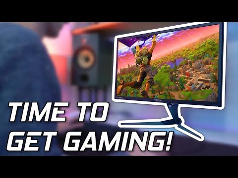 How To Setup A Gaming PC! 😎 - PC Gaming Explained.
