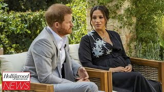 Meghan Markle, Prince Harry Reveal Royal Struggles in Jaw-Dropping Oprah Interview | THR News