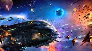 Nightcore Space Battle