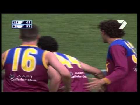 Brisbane Lions 2001 Grand Final
