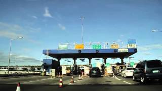 We make a tollbooth operator's day with Mazda PH