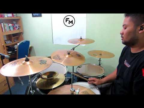 Peterpan (Noah) - Mimpi Yang Sempurna (Drum Cover By Fakhri)