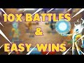 THESE TEAM WAR BATTLES CAN'T GET ANY EASIER!!!| Monster legends