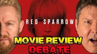 RED SPARROW Movie Review - Film Fury