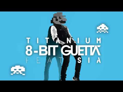 Titanium  David Guetta 8BIT VERSION!