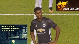 GoGoalshop.com Review of the Manchester United 2017/2018 Away Jersey with #19 Rashford