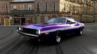 American Classics | 1970 Dodge Challenger R/T w/Custom Wood Wheel
