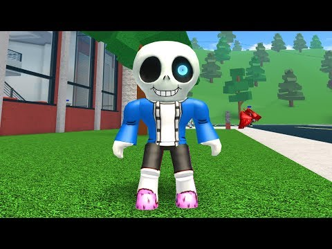 How To Be Sans In Robloxian Highschool Youtube
