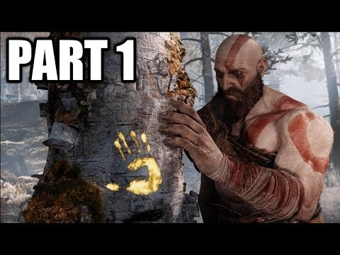 GOD OF WAR Gameplay Walkthrough Playthrough Let's Play Full Game Part 1