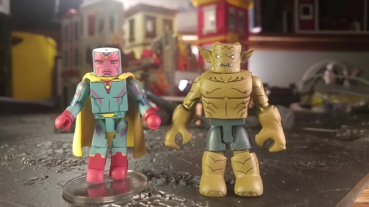 Marvel Minimates Series 20 Abomination