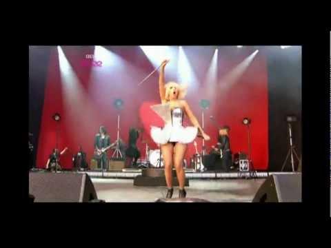 Lovegame (Live @ Glastonbury Festival 2009) - Lady GaGa