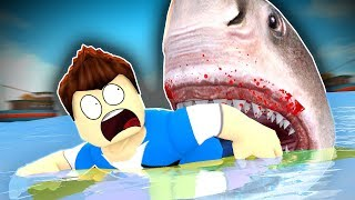 Roblox Daycare - SHARK ATTACK !? (Roblox Roleplay)
