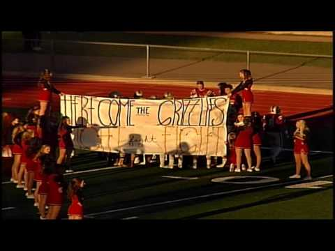 Ben Lomond High School at Logan High School football game 9-18-15