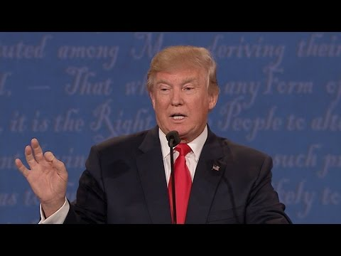 'Bigly' Is Really A Word As Body Language Expert Says Candidates Hate Each Other