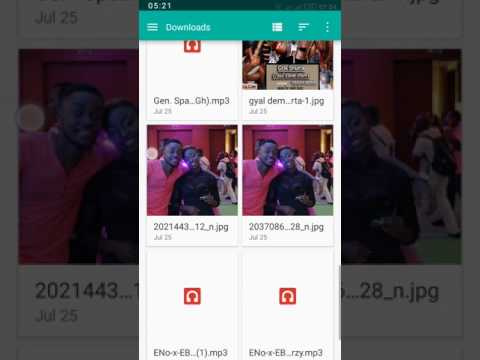 HOW TO UPLOAD MUSIC TRACK TO GHANA SONG APP