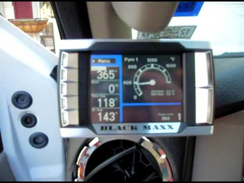 H And S Tuner >> 6 4 Powerstroke With H S Performance Blackmaxx
