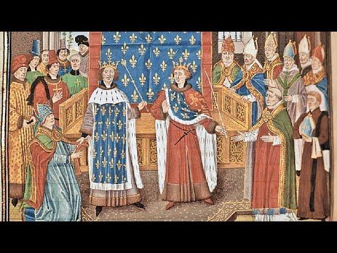 Средневековая Франция в X - XII в.в.