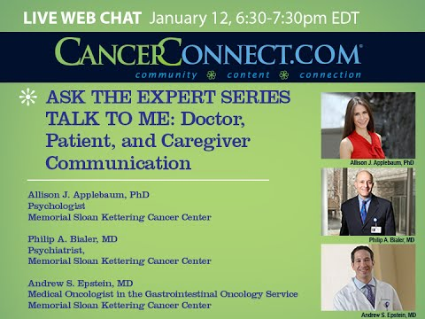 Doctor, Patient, and Caregiver Communication