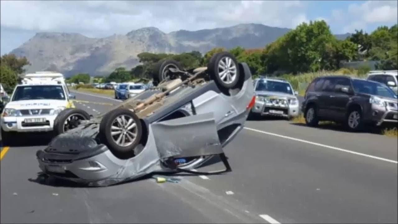 Car Crash Vt  A