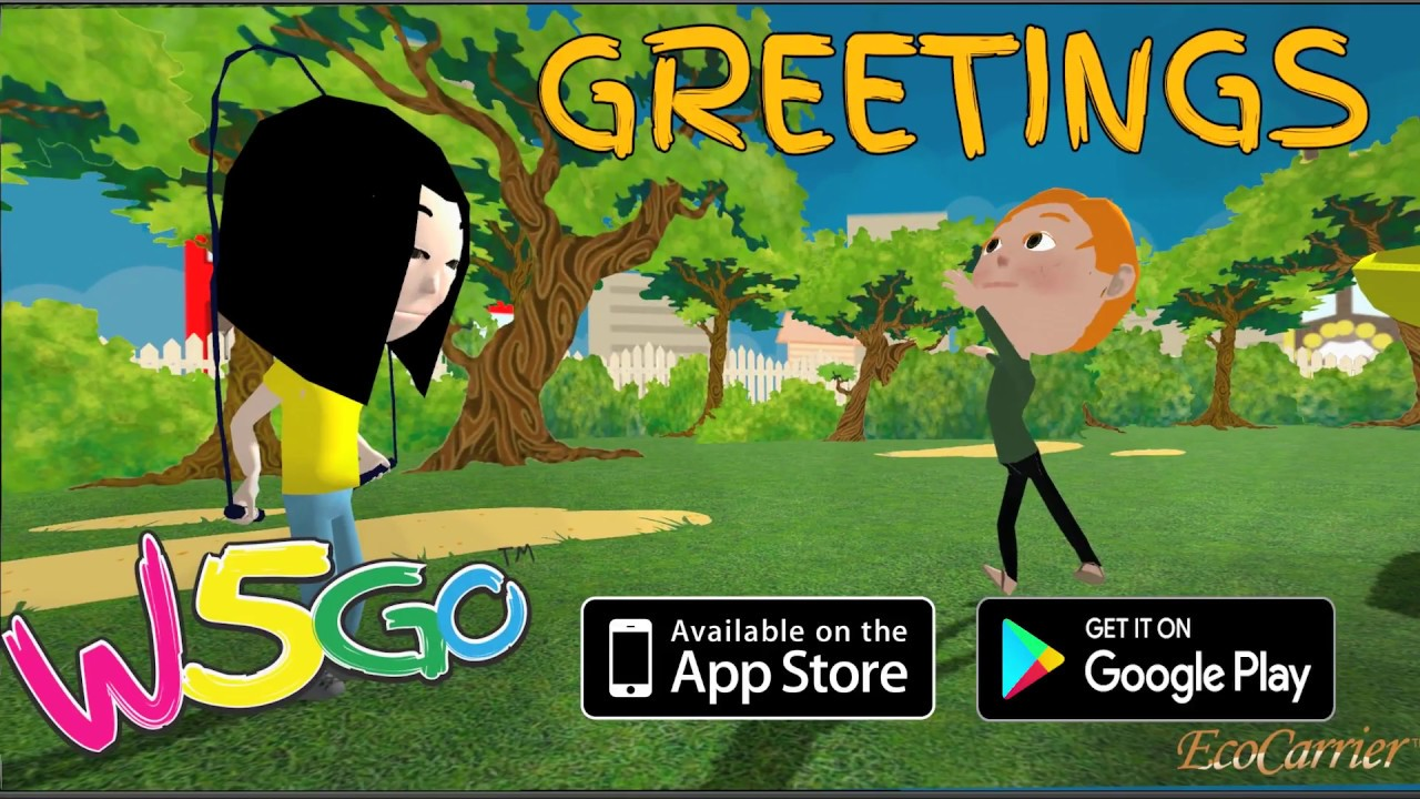 Greetings for children by w5go official trailer youtube greetings for children by w5go official trailer kristyandbryce Gallery