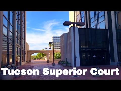 Pima County Superior Court Tucson