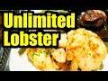 STERLING BRUNCH BUFFET AT BALLY'S  ALL YOU CAN EAT LOBSTER IN LAS VEGAS!