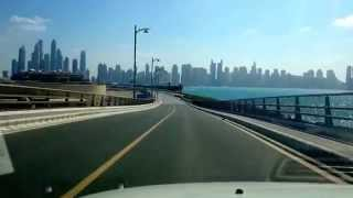 Palm jumeirah drive