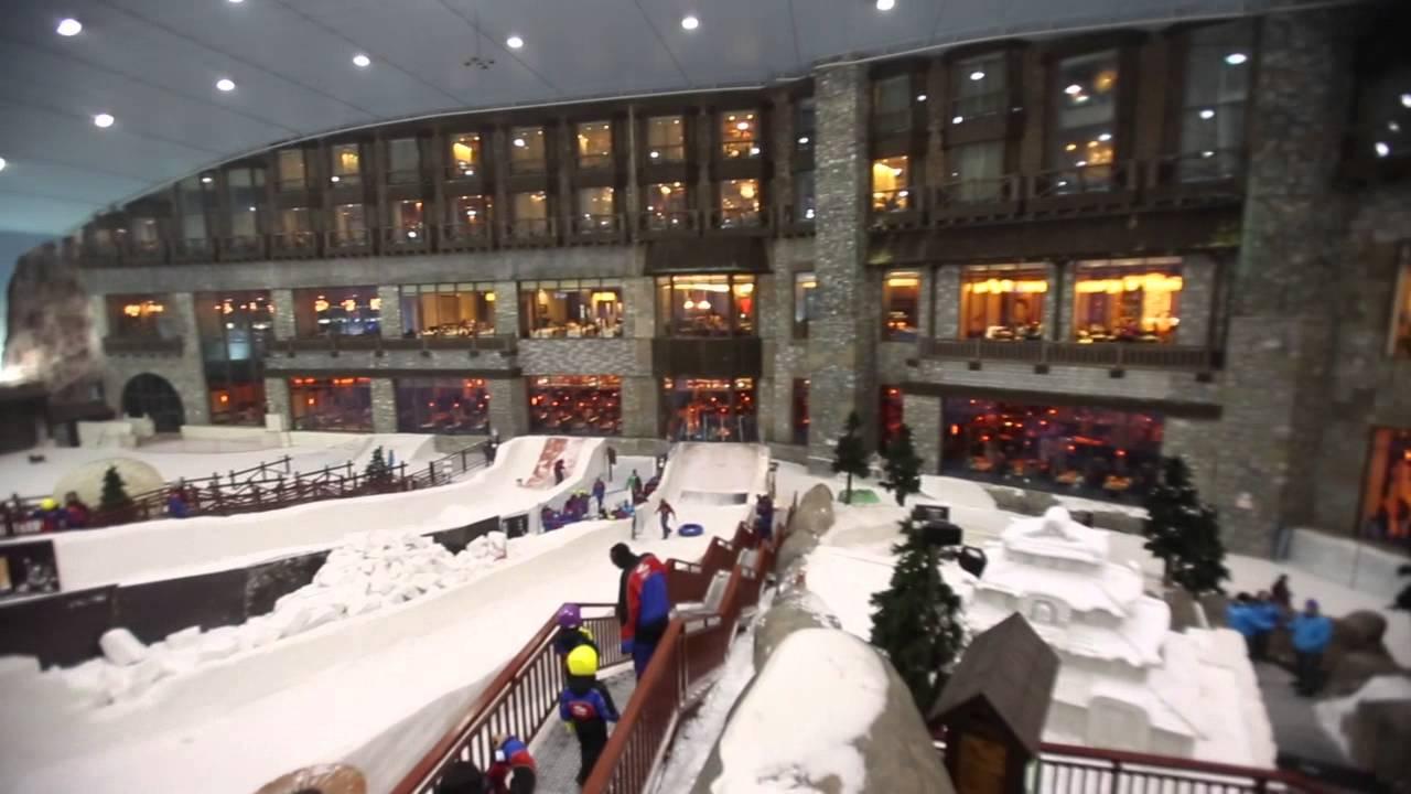 emirates mall ski - photo #16