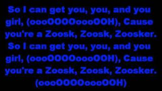 Flo Rida ft. T-Pain -  Zoosk Girl Lyrics
