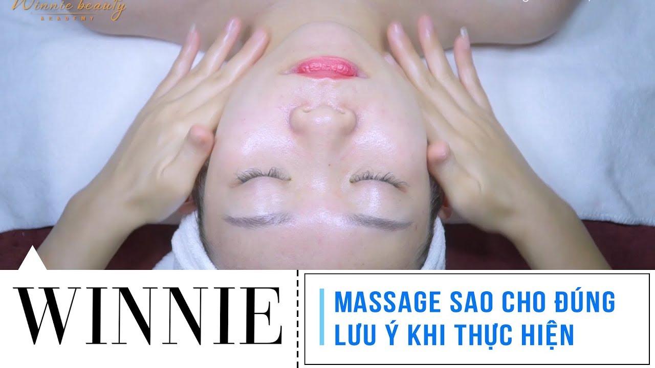 Lớp học spa online | Buổi 1 | Massage sao cho đúng và các lưu ý trước khi thực hiện