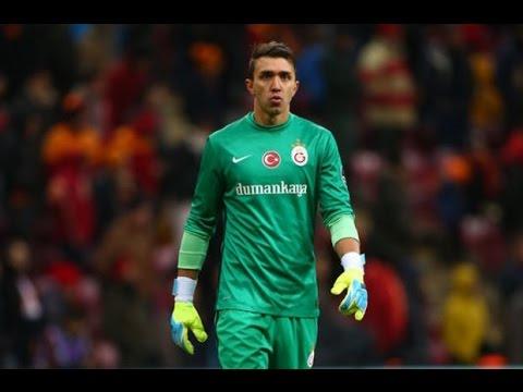 Fernando Muslera | Skills & Saves 2015/2017 | Crazy Underrated Goalkeeper | HD |
