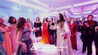 MOROCCAN AND AFGHAN WEDDING