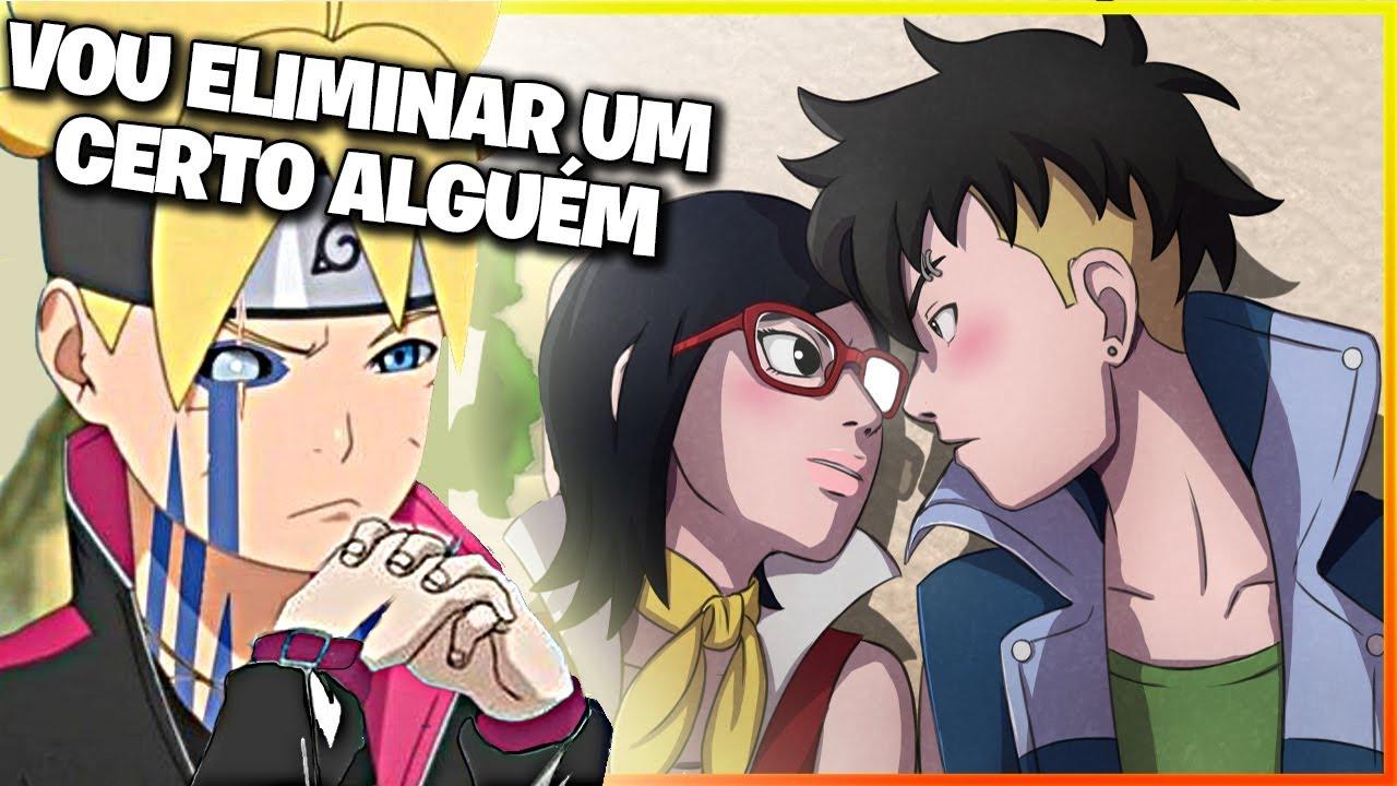 MEMES DE BORUTO | Memes em Imagens #20